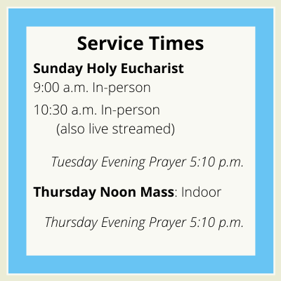 times-of-holy-eucharist